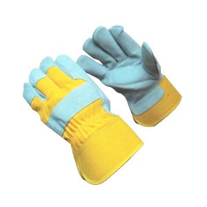 Split Leather Palm Glove - 6313